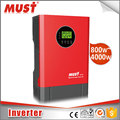 MUST power inverter 5kva 48v with Grid Tie Function
