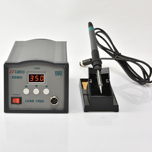 Hot selling digital display electric iron anti-static station soldering