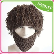 Hats/wigs display mannequin head ,h0t65 beard hat for sale