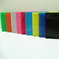 Mdf cell cast acrylic sheet for furniture