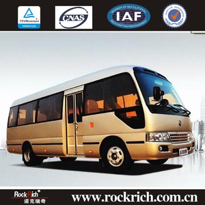 Hot sale 7 meter 23 seats like toyota mini coaster coach bus for sale