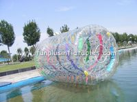 inflatable water roller, inflatable water wheel, wonder wheel toy inflatable F7003(2)