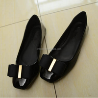 2016 high quality wholesale leather shoes for women