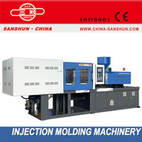 Yes Automatic and New Condition small plastic injection molding machine