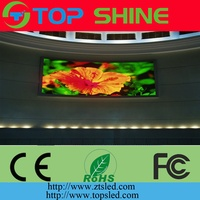 TS outdoor Rental use rgb led smd module P8 full color sex video led screen