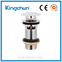 CE certificate UK type lavatory sink overflow cover plug