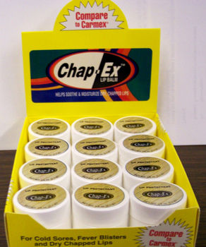 Chap-Ex Be Medicated Lip Balm