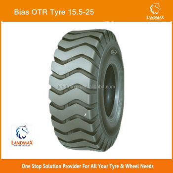2015 New Size 15.5-25 Bias OTR Tire