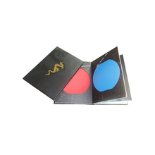 New Products Custom Cardboard CD DVD Sleeve For Case