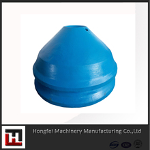 wearable Crusher Spare Parts Cone Crusher Mantle for Mining Equipments