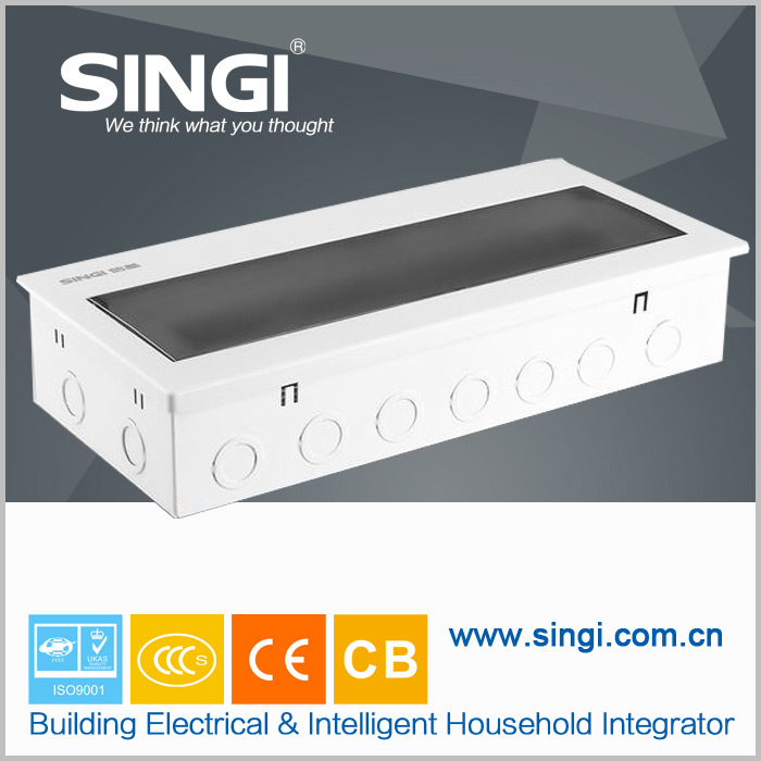 GNB6016 plastic enclosure CE UL ABC MCB box Electrical power distribution box