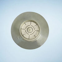 Big and high quality aluminum circular vial