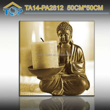 Home Decoration Buddha Picture Photos To Canvas Painting Art