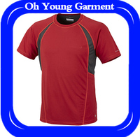 Marathon Running High Quality Dry Fit t Shirt custom 100% polyester dri fit polo shirt wholesale