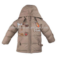 New design winter padded children's jacket/coat