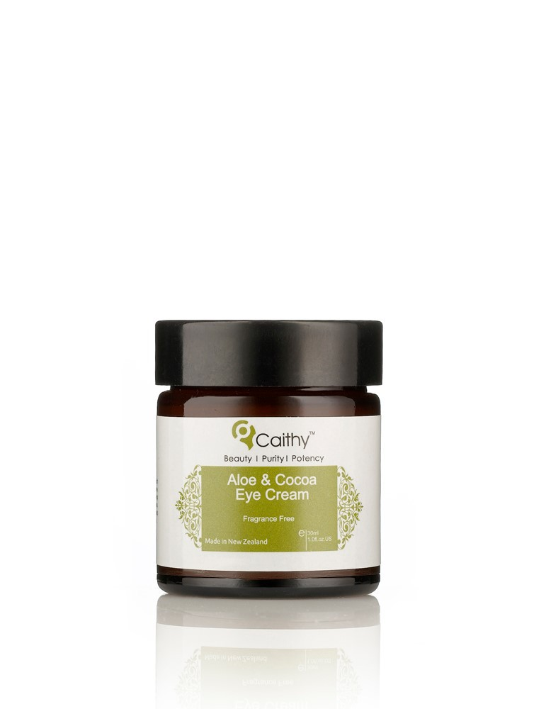 Aloe & Cocoa Eye Cream - Made in New Zealand