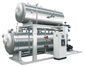 1200# Water immersion autoclave for food and beverage
