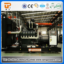 280kw generator set with automatic voltage regulator