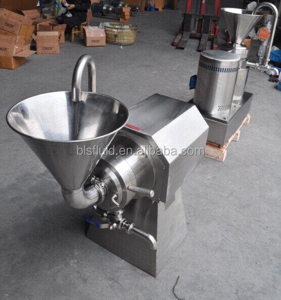 food industrial peanut butter grinding machine