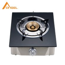 China Leading High Performance Smart Indoor Portable Burner Gas Stove Tempered Glass