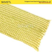Top level newest braided cable wire sheathing sleeve