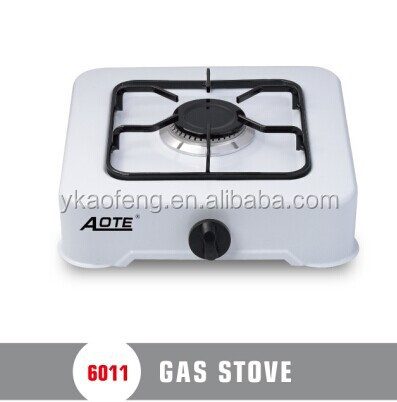 portable gas stove 1 Burners Euro Style Hausing Gas cooker