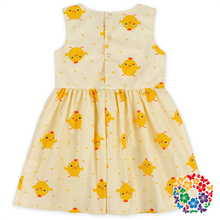Latest Baby Girls Casual Dresses Chicken Lovely Skirts Children Frocks Designs For Baby Girl