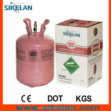mixed refrigerant gas r410a refrigerant used commercial refrigerators car air conditioner gas