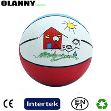 durable bottom price customized factory price China supplier in bulk basketball
