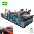 Household toilet paper punching machine factory
