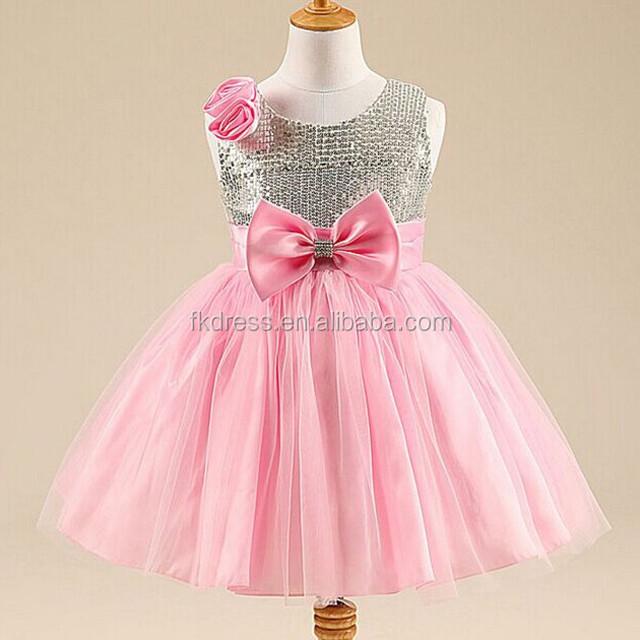 Flower girl dress girl Tulle Dress For Wedding Bridesmaids