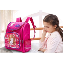 2017 wholesale craft kids cotton couple school bag