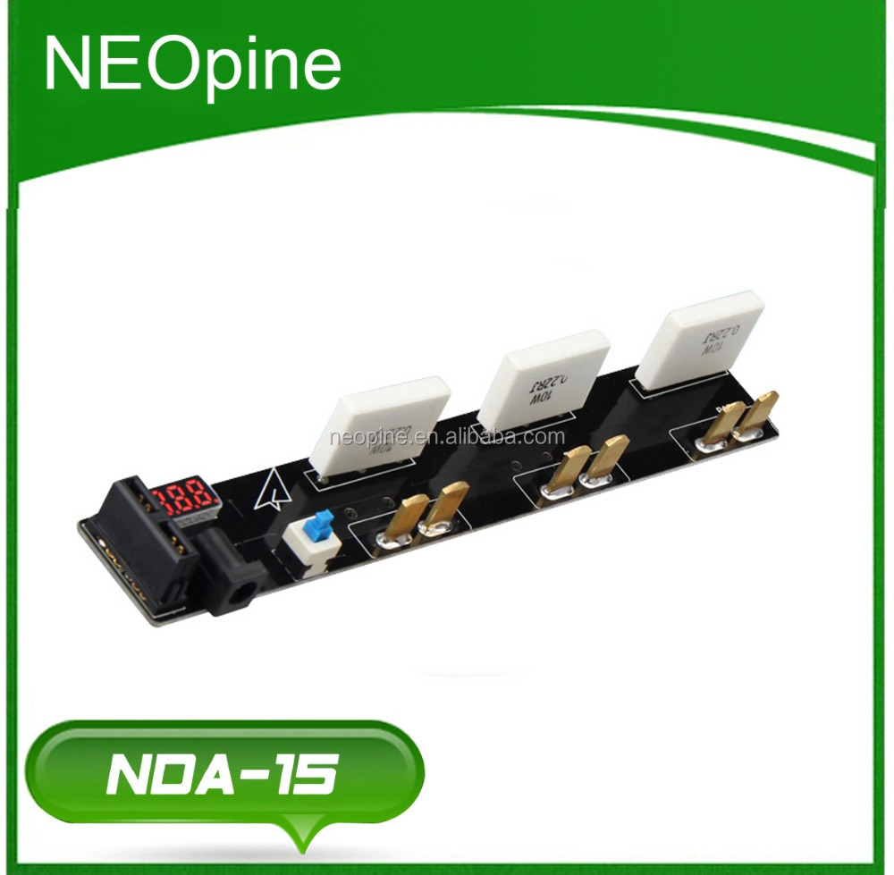 NEOpine for DJI Phantom 2 Vision Extend Multi Battery Rapid Charger Board Adapter+Charge Plate for DJI drone NDA-15