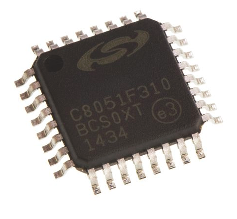 IC 8051 MCU 16K FLASH 32LQFP C8051F310-GQ