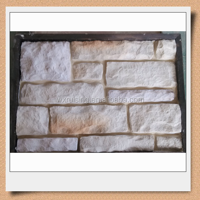 Artificial stone factory for sale with different colors for selection
