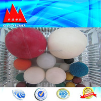 Eco-friendly Solid Rubber Ball for dogs/therapy/sport//treatment/toys/adult