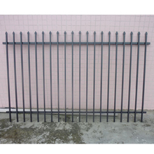 Hot selling wrought iron fence spears with high quality