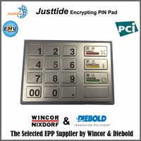 Justtide Factory Price Wincor ATM Parts PIN Pad