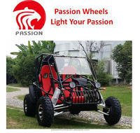 Adult and kids 2 seats 4 wheel buggy, dune sand beach buggy 150/ 200CC CVT electric start go cart for sale