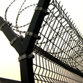 Famous band anti-impact capability 358 security fence prison mesh