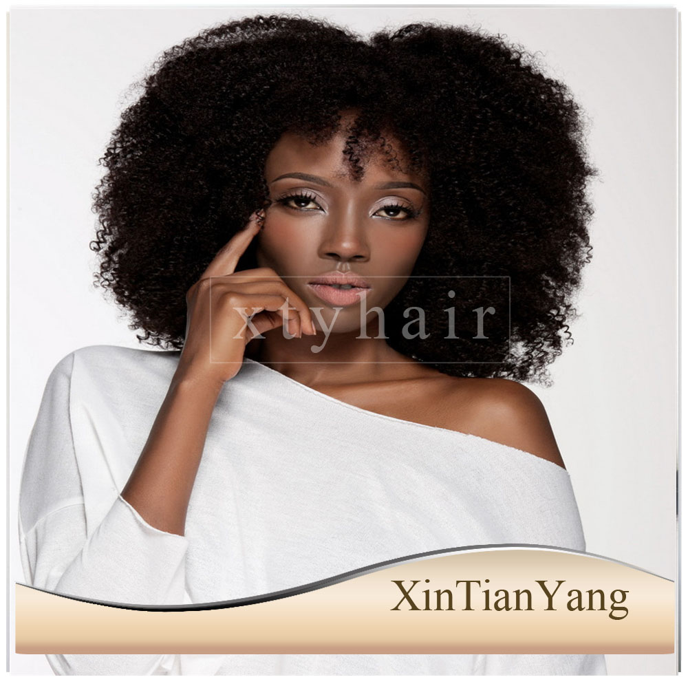 Alibaba express wholesale cheap braided curly afro full lace wigs for black women