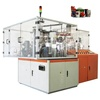 double single pe coated paper cup forming machine with manual paper cup bowl making machine and paper cup machine italy