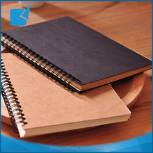 spiral eco-friendly writing pads a4 spiral notebook