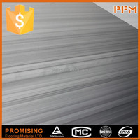 Natural polished wood vein marble white and grey vein marble