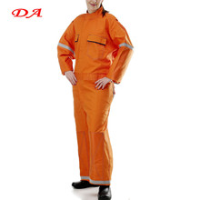 High quality flame retardant flight pilot coveralls