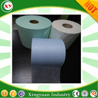 Raw material polypropylene nonwoven fabric SMS hydrophobic nonwoven fabric for baby diaper