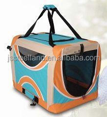 durable hot selling Fashion carrying soft dog cage pet carrier