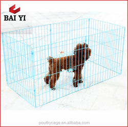 Outdoor Large Galvanized Fence Panels For Dog Runs (Pet Fencing)