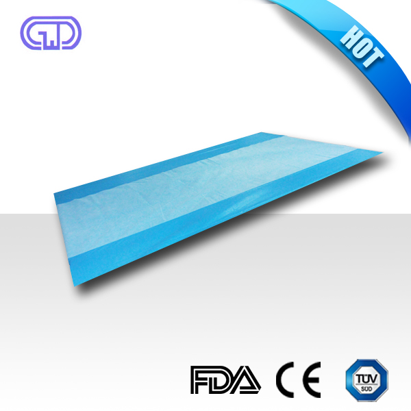 PP plastic Heath medical disposable bed sheets