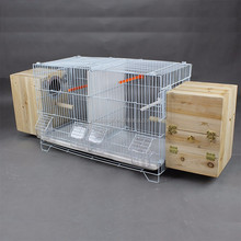 bird cage manufacturer supply large parrot cage A16
